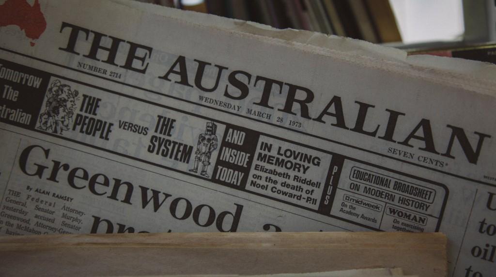 Los enlaces a noticias en Australia, la crisis de los microchips y los pasaportes de vacunación.